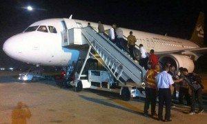 Egyptians being sent home from Misrata (photo:social media) Read more: http://www.libyaherald.com/2014/10/13/fake-visa-egyptians-deported/#ixzz3GA5i5xa8