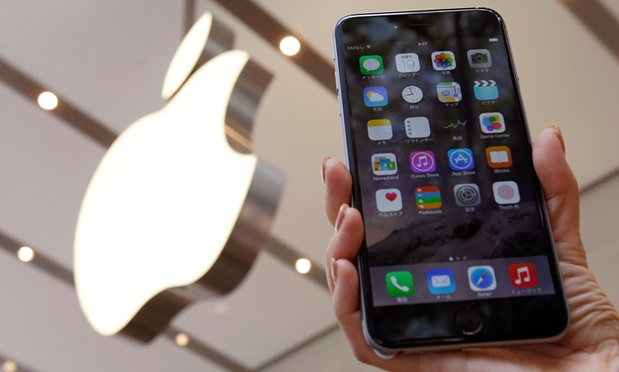 Wisconsin Alumni Research Foundation has launched a second lawsuit against Apple, targeting its newest chips in the iPhone 6s, iPhone 6s Plus and iPad Pro. Photograph: Yuya Shino/Reuters