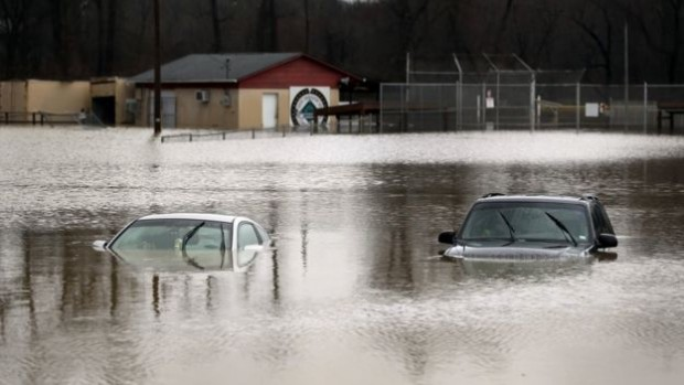 River levels in Missouri are still rising after weekend storms