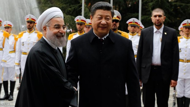 Xi Jinping is the first Chinese leader to visit Tehran in a decade