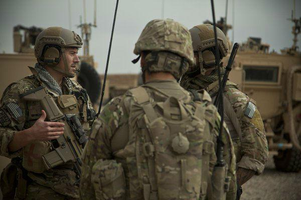 A number of members of the US special forces are said to have been killed AP