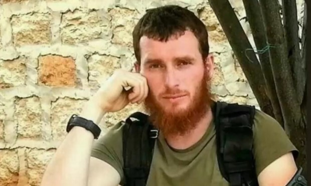 Abdulvakhid Edelgireyev, a key figure in the Chechen separatist insurgency, was shot five times in broad daylight in Istanbul last month. Photograph: YouTube