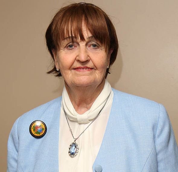 Baroness Cox called for more protection of Muslim women