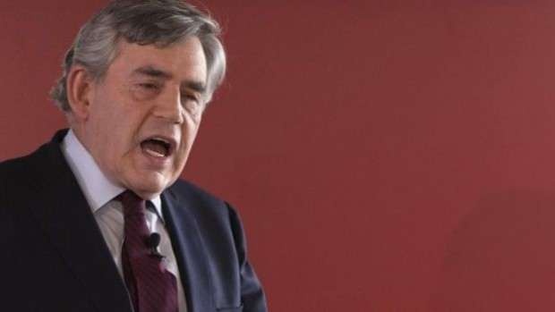 Gordon Brown will argue there are no benefits to leaving the EU