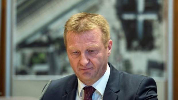 Ralf Jaeger is himself under pressure over authorities' handling of the attacks