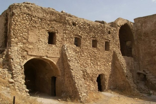 St Elijah's Monastery, or Deir Mar Elia, was believed to have been built in the late 6th Century