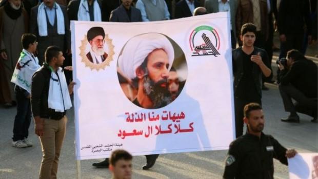 The execution of Sheikh Nimr has led to protests among Shia