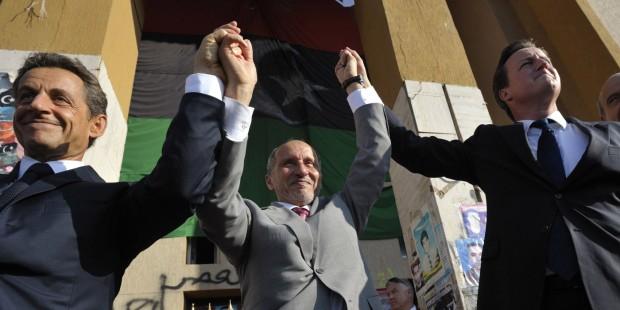 Libya France Britain