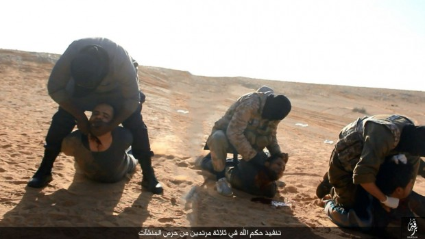 isis-beheading-execution-of-oil-refinery-guards-in-libya-14113
