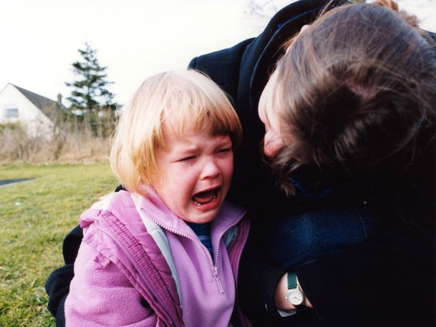 Stock image of crying 'threenager'(Picture: Rex) Photofusion/REX Shutterstock