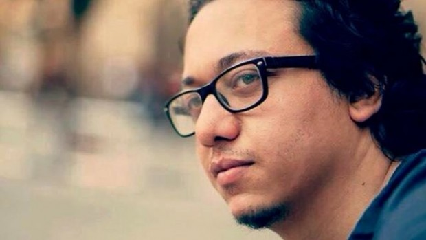 Islam Gawish was arrested in Cairo during a raid on the offices of the Egypt News Network