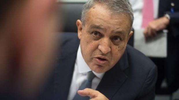 Venezuelan oil minister Eulogio Del Pino