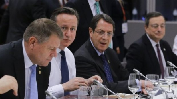 The deal was announced shortly after leaders met for dinner on Friday - European Press Agency