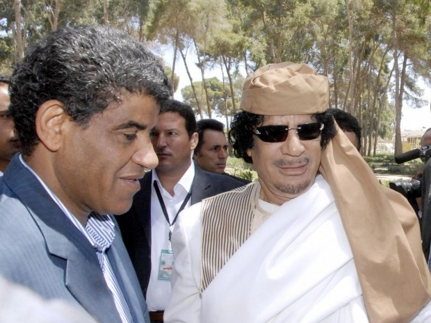It alleges that Mr Marino and a fellow director took advantage of the 2011 Libyan uprising which led to the overthrow of Libya's leader Muammar Gaddafi. EPA