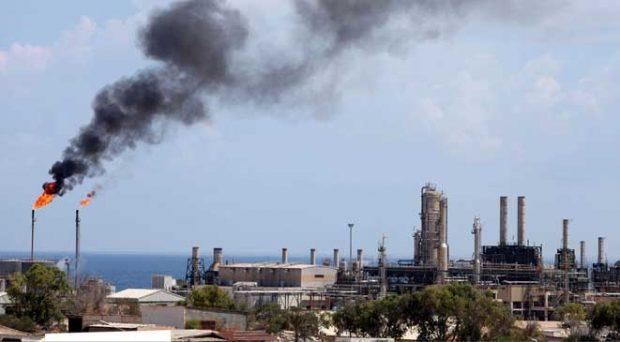 ميناء-الحريقة-النفطي-الليبي
