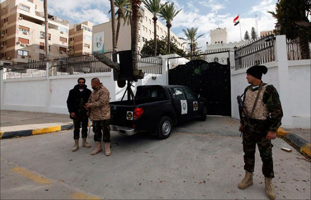 LIBYA-EGYPT/KIDNAPPING