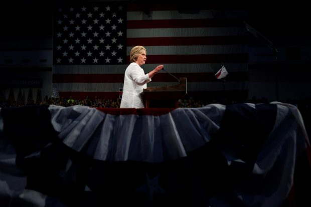 Hillary Clinton.     Chang W. Lee/The New York Times