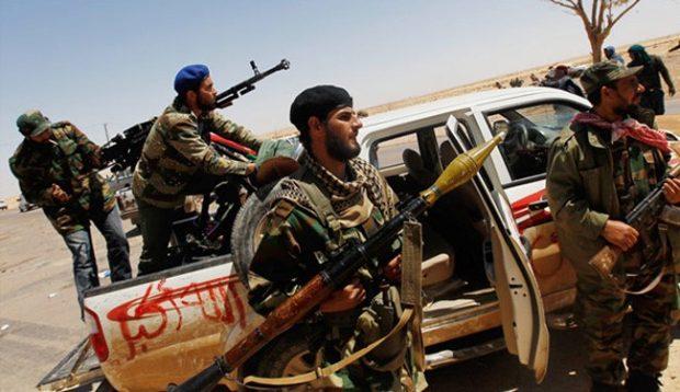 VIDEO: Libyan Army Pushes Back ISIS Militants in Benghazi, Ajdabiya Cities