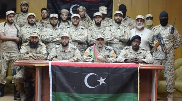 Benghazi Defense Brigades