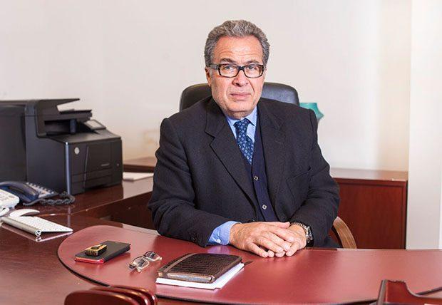 AbdulMagid Breish, Chairman of the Libyan Investment Authority (LIA) in Tripoli