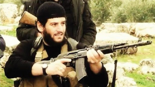 ISIS's Second-in-Command Killed in Syria, Terror Group Says