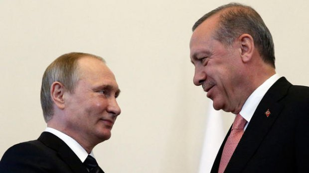 Turkey and Russian Federation agree to build Syria mechanism