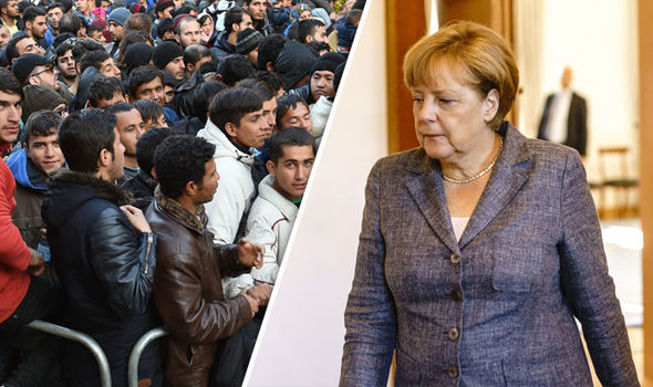 Germany expects sharp drop in refugees numbers this year
