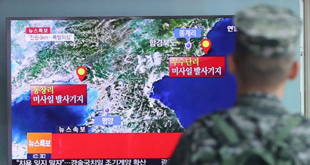 S Korea 'has secret plan to annihilate Pyongyang'