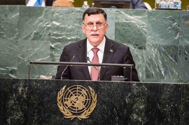 Al-Serraj ready to open talks with Haftar to bring Libya's ...