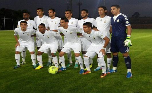 Libyan National Football Team