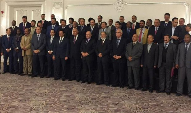 Libyans meet in Ciro, suggest five-point plan to end ...