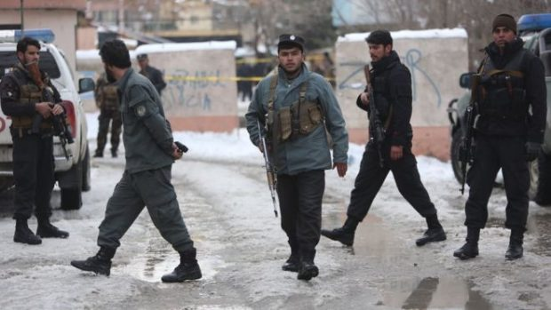 Dead in Blast Outside Afghanistan's Supreme Court in Kabul