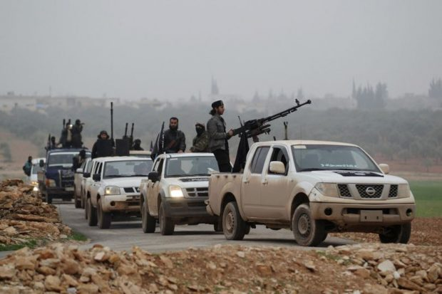 Al Qaeda deputy leader reportedly killed in Syria