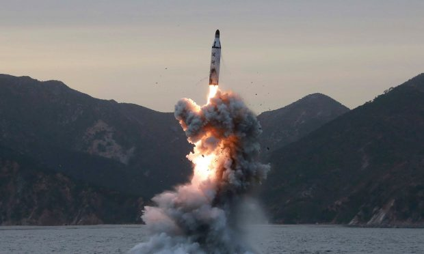 N. Korea Calls Missile Launches Regular Drill