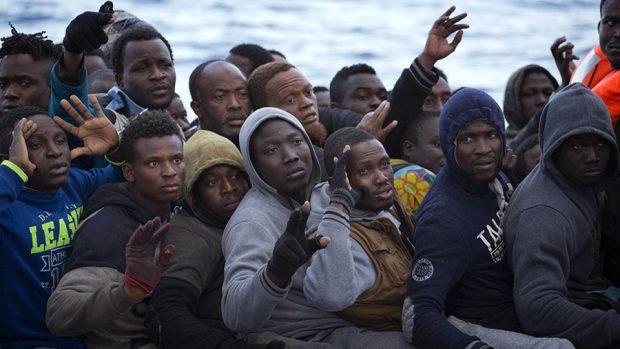 Αποτέλεσμα εικόνας για human trafficking libya