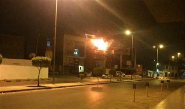 Clashes erupt in Libya's Tripoli with heavy gunfire, blasts