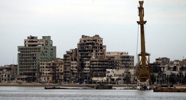 Trump aide drew plan on napkin to divide Libya