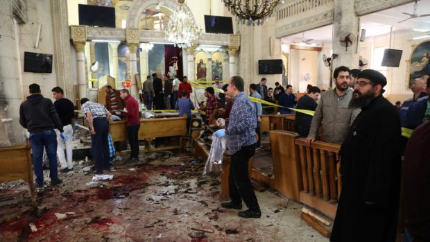 Egypt Declares State of Emergency after Sunday's ISIS Bombings
