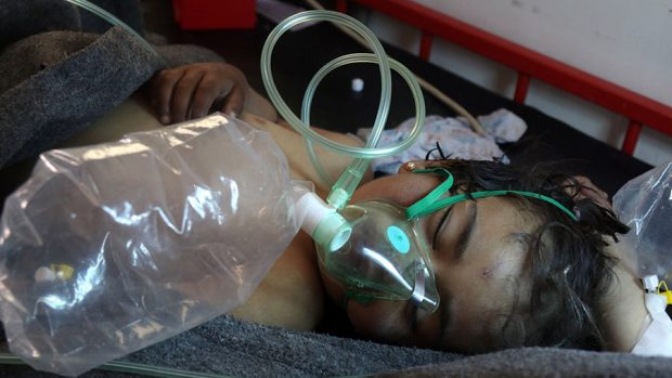 Israel says Assad's forces still have several tonnes of chemical weapons