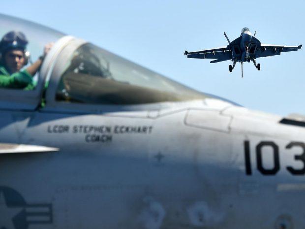 Civilian deaths from US-led air strikes reach record high in Syria