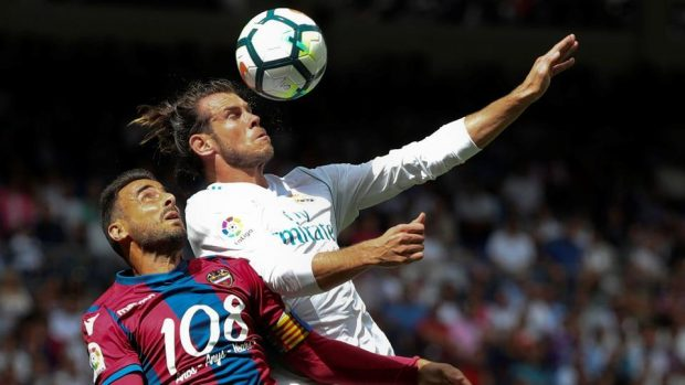 Real Madrid lose 2 points after 1-1 home draw against Levante