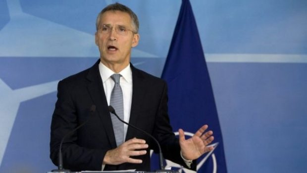 NATO Chief Says 'We Don't Want A New Cold War' With Russia