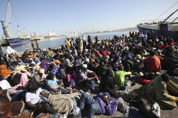 31 refugees drown off Libya trying to reach Europe