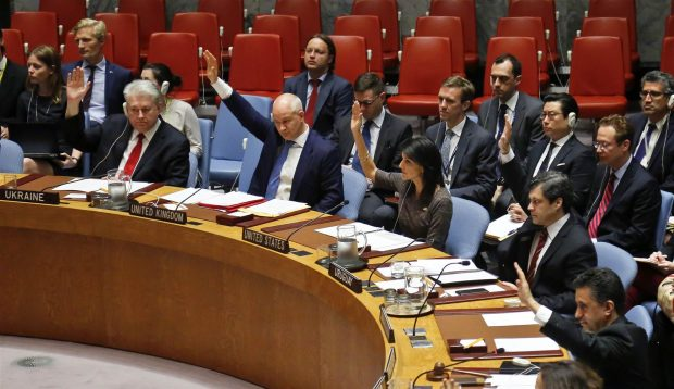 UN Security Council imposes new sanctions on North Korea over missile test