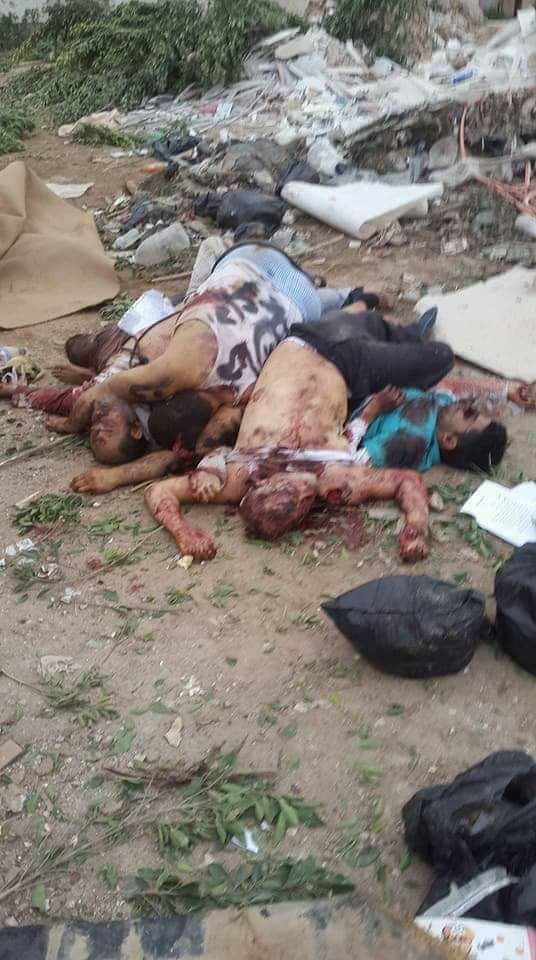 12 Bodies Of Prisoners Found Thrown By The Road In Libya S