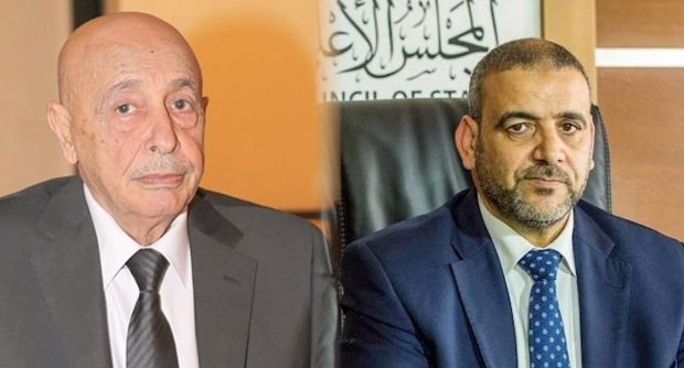 HoR, HCS heads meet in Morocco to try and end political ...