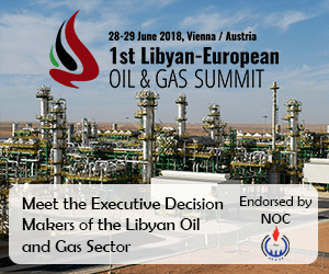 1st Libya-Europen Oil & Gas Summit