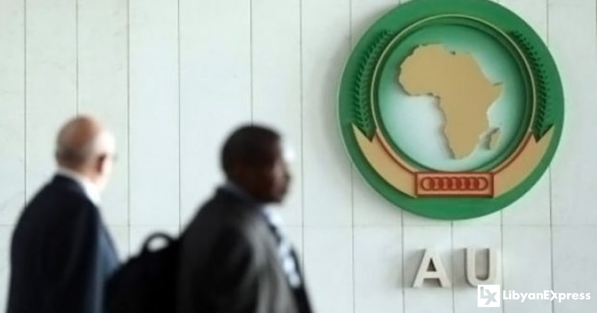 African Union leaders set off initiative to end Libya's ...