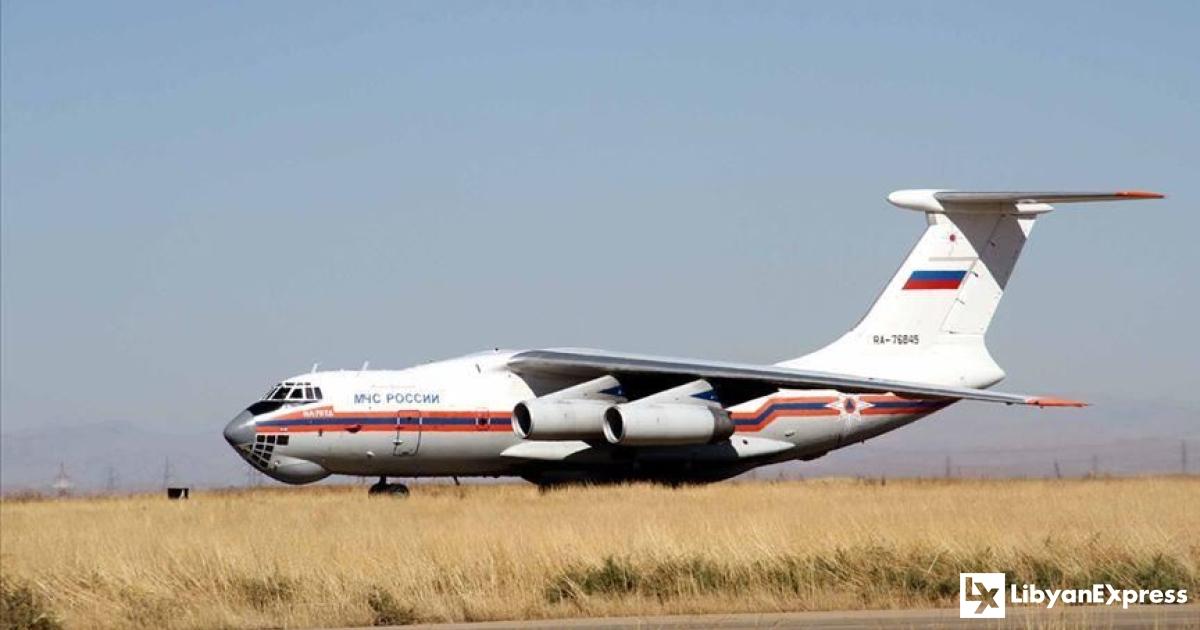 Russian planes brings more pro-Haftar Syrian mercenaries to Libya