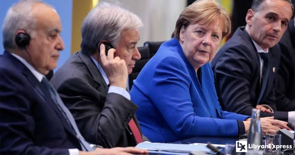 Berlin II Conference: Agreement on necessity of urgent political solution in Libya